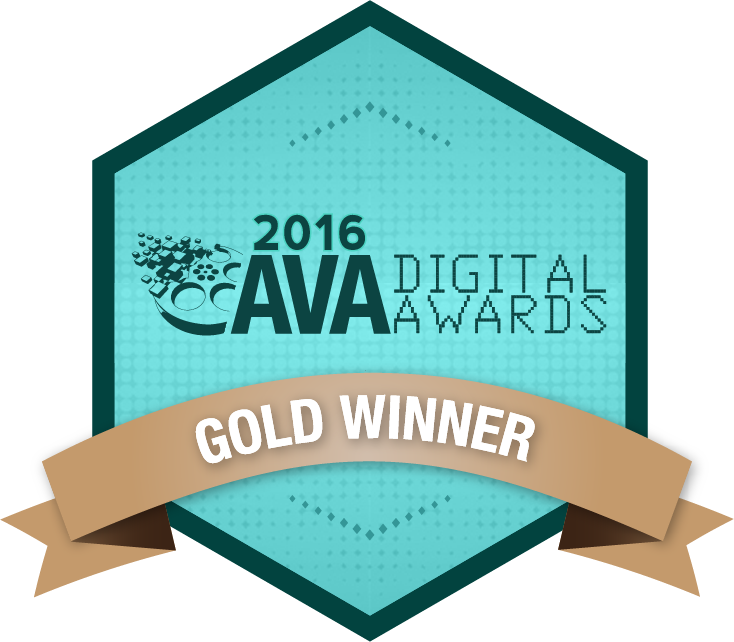 AVA wedding video award